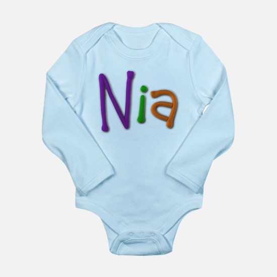Nia Play Clay Body Suit