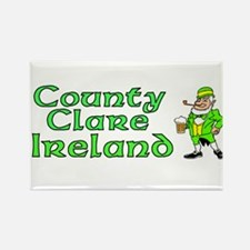 County Clare, Ireland Rectangle Magnet