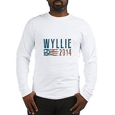 Adrian Wyllie Long Sleeve T-Shirt