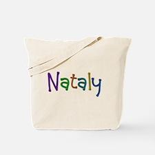 Nataly Play Clay Tote Bag