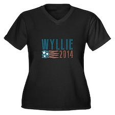 Adrian Wyllie Plus Size T-Shirt