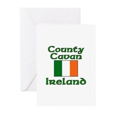 County Cavan, Ireland Greeting Cards (Pk of 10