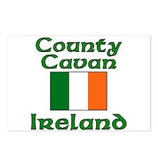 County Cavan, Ireland Postcards (Package of 8)