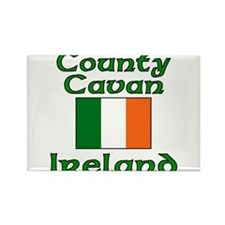 County Cavan, Ireland Rectangle Magnet