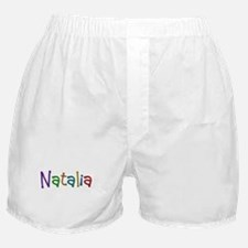 Natalia Play Clay Boxer Shorts