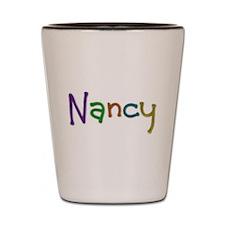 Nancy Play Clay Shot Glass