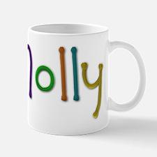Molly Play Clay Mug