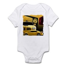 2007 Super Bee Infant Bodysuit