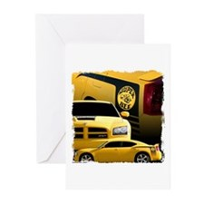 2007 Super Bee Greeting Cards (Pk of 10)