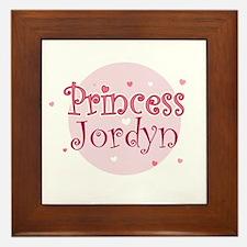 Jordyn Framed Tile