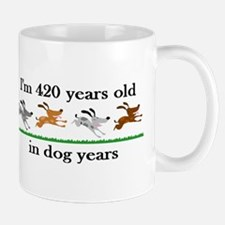 60 birthday dog years 2 Mug