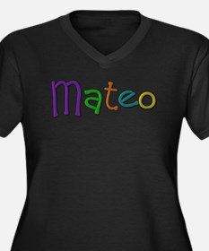 Mateo Play Clay Plus Size T-Shirt