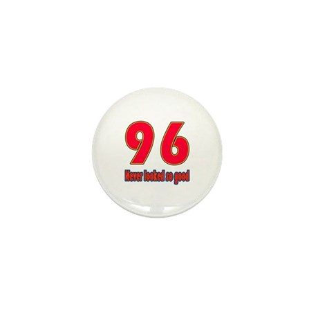 96 Never Looked So Good Mini Button
