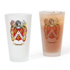 Arnold Coat of Arms Drinking Glass