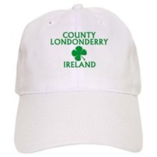 County Londonderry, Ireland Baseball Baseball Cap