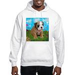 Puppy Dream Meadow Hooded Sweatshirt
