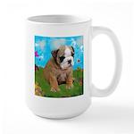 Puppy Dream Meadow Large Mug