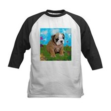 Puppy Dream Meadow Tee