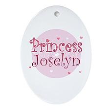 Joselyn Oval Ornament