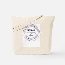 BRCA2 Tote Bag
