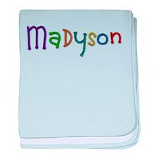 Madyson Play Clay baby blanket