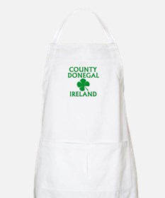 County Donegal, Ireland BBQ Apron