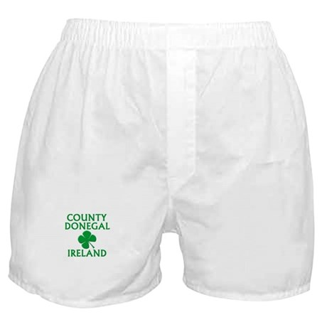 County Donegal, Ireland Boxer Shorts