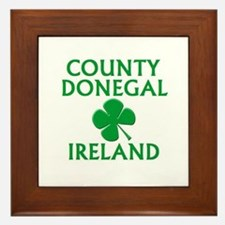 County Donegal, Ireland Framed Tile