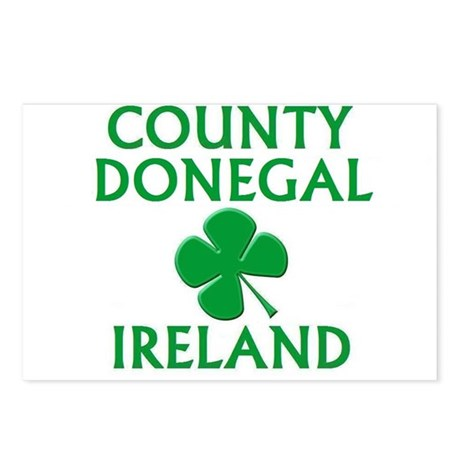 County Donegal, Ireland Postcards (Package of 8)