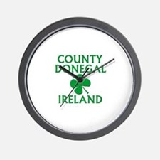 County Donegal, Ireland Wall Clock