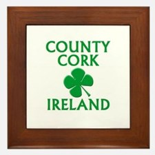 County Cork, Ireland Framed Tile