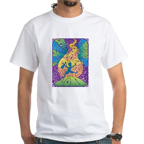 White UWC 2011 T-Shirt