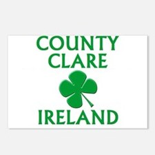 County Clare, Ireland Postcards (Package of 8)