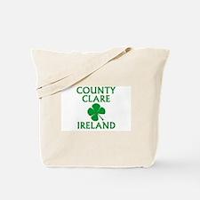 County Clare, Ireland Tote Bag