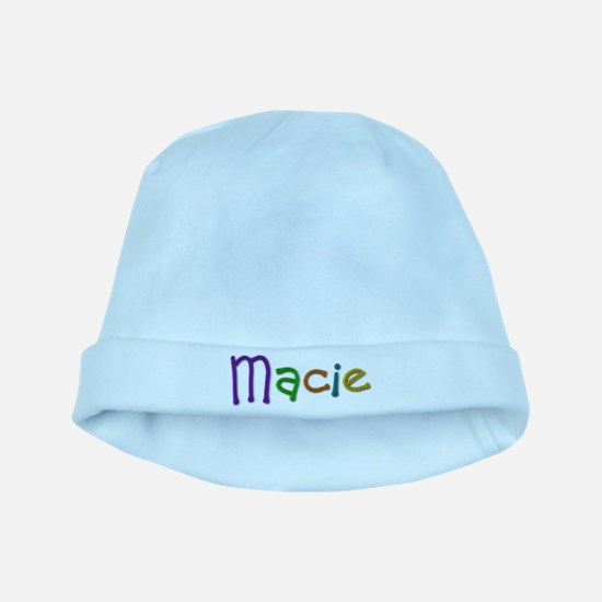 Macie Play Clay baby hat