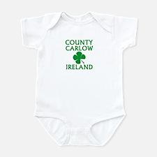 County Carlow, Ireland Infant Bodysuit