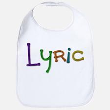 Lyric Play Clay Bib