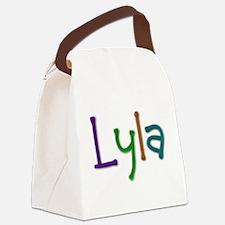 Lyla Play Clay Canvas Lunch Bag