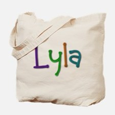 Lyla Play Clay Tote Bag
