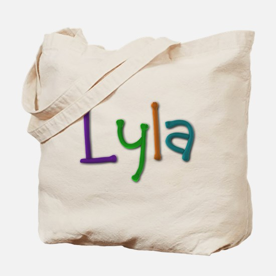 Lyla Play Clay Tote Bag