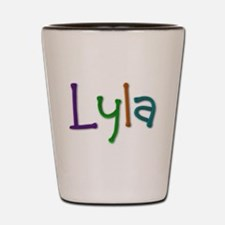 Lyla Play Clay Shot Glass