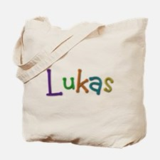 Lukas Play Clay Tote Bag