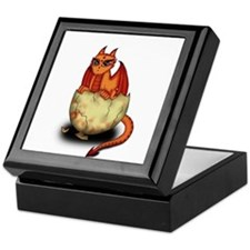 Dragon Hatching Keepsake Box