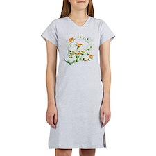 Hummingbird Morning Women's Nightshirt