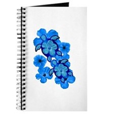 Blue Honu and Hibiscus Journal