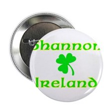 Shannon, Ireland Button