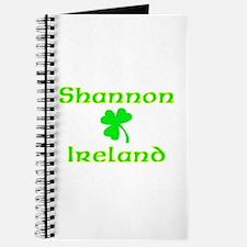 Shannon, Ireland Journal