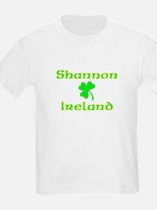 Shannon, Ireland Kids T-Shirt