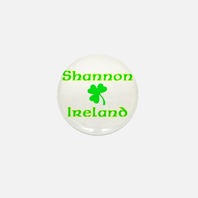 Shannon, Ireland Mini Button