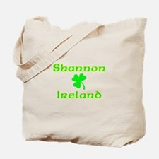 Shannon, Ireland Tote Bag